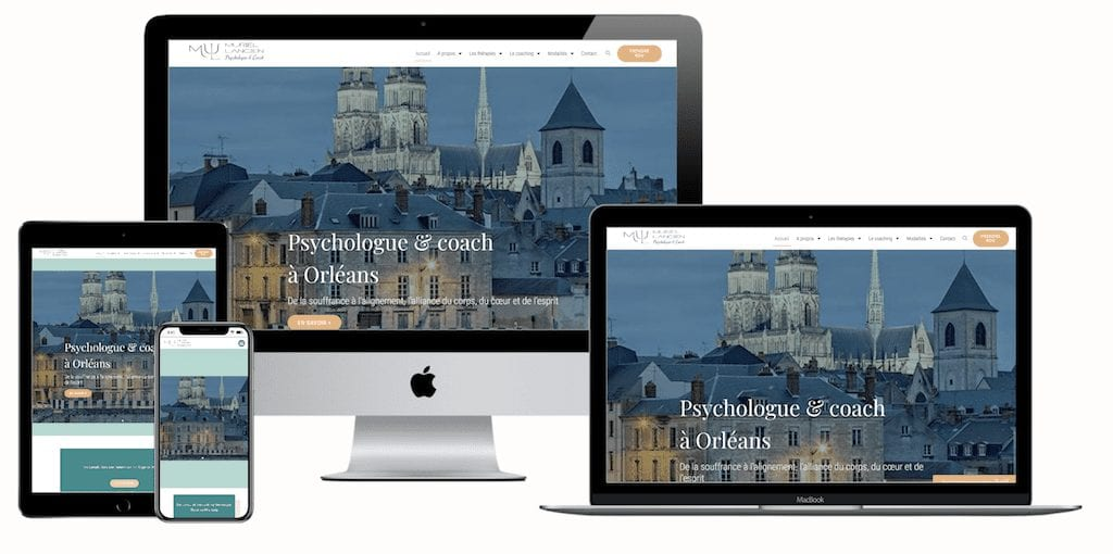 Creation site web sur mesure | Doubledutch Studio 64 Bayonne Design web & graphisme